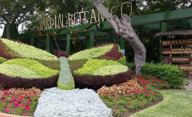 Celebramos los 16 a os de creaci n del jard n bot nico for Jardin botanico horario